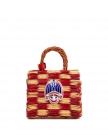 Mini Tom Tom Woven Bag