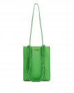 Le A4 Tote Bag in Green