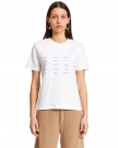 T-Shirt in Cotone Bianco