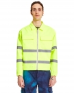 Fluorescent Yellow Jacket Workwear