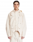 Beige Nylon Jacket